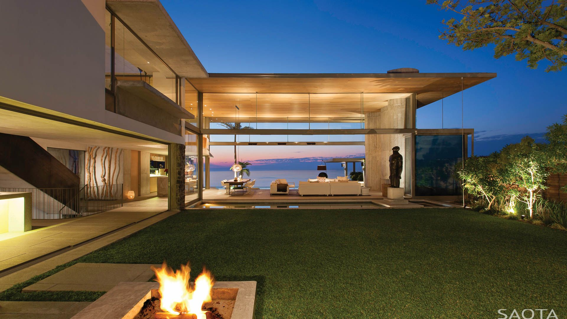 ZA Boma: A contemporary residence on the slopes of Lions ... on Modern Boma Ideas id=54538