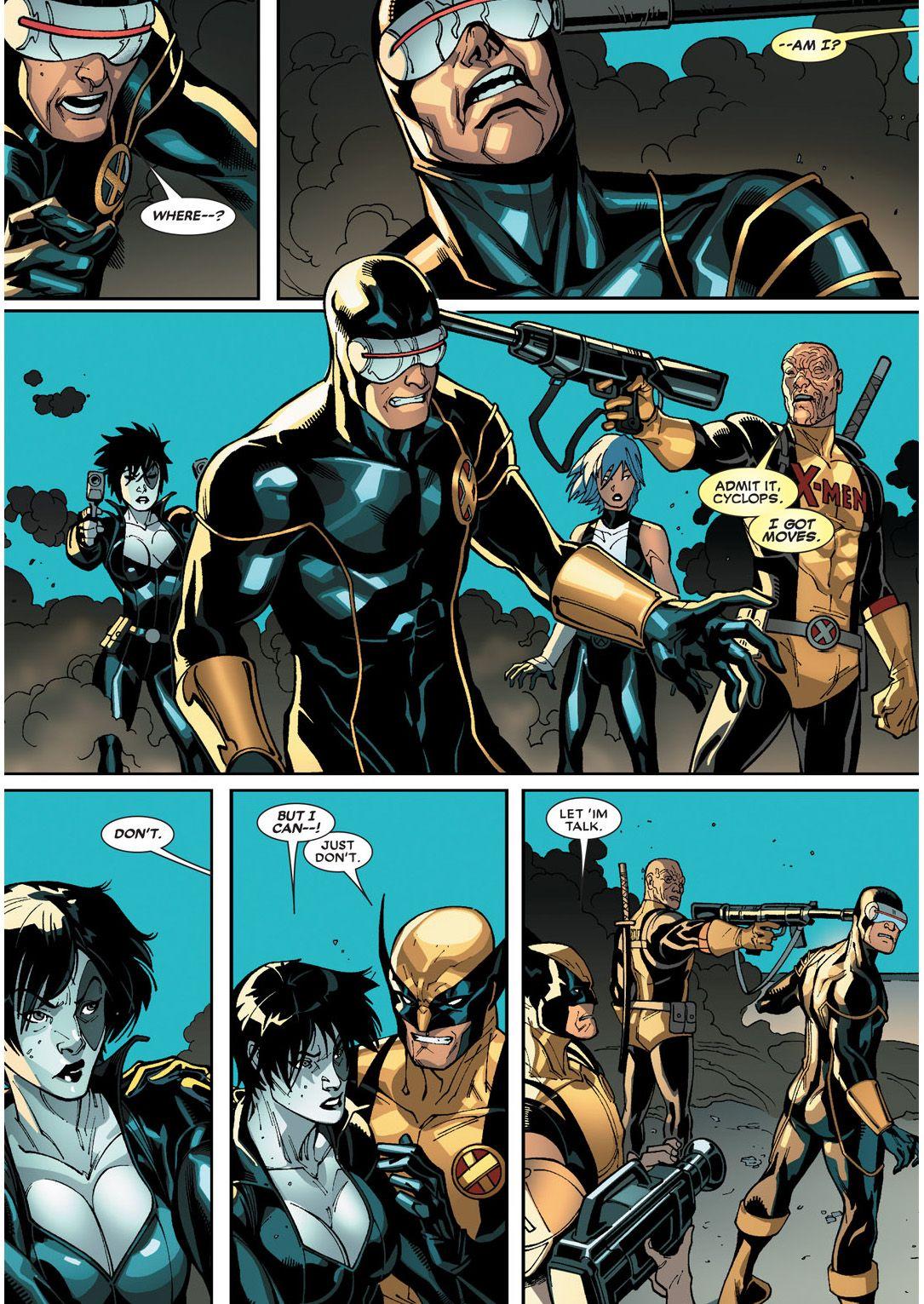 Deadpool Vs The X Men Deadpool Cyclops Marvel Marvel Comics Art