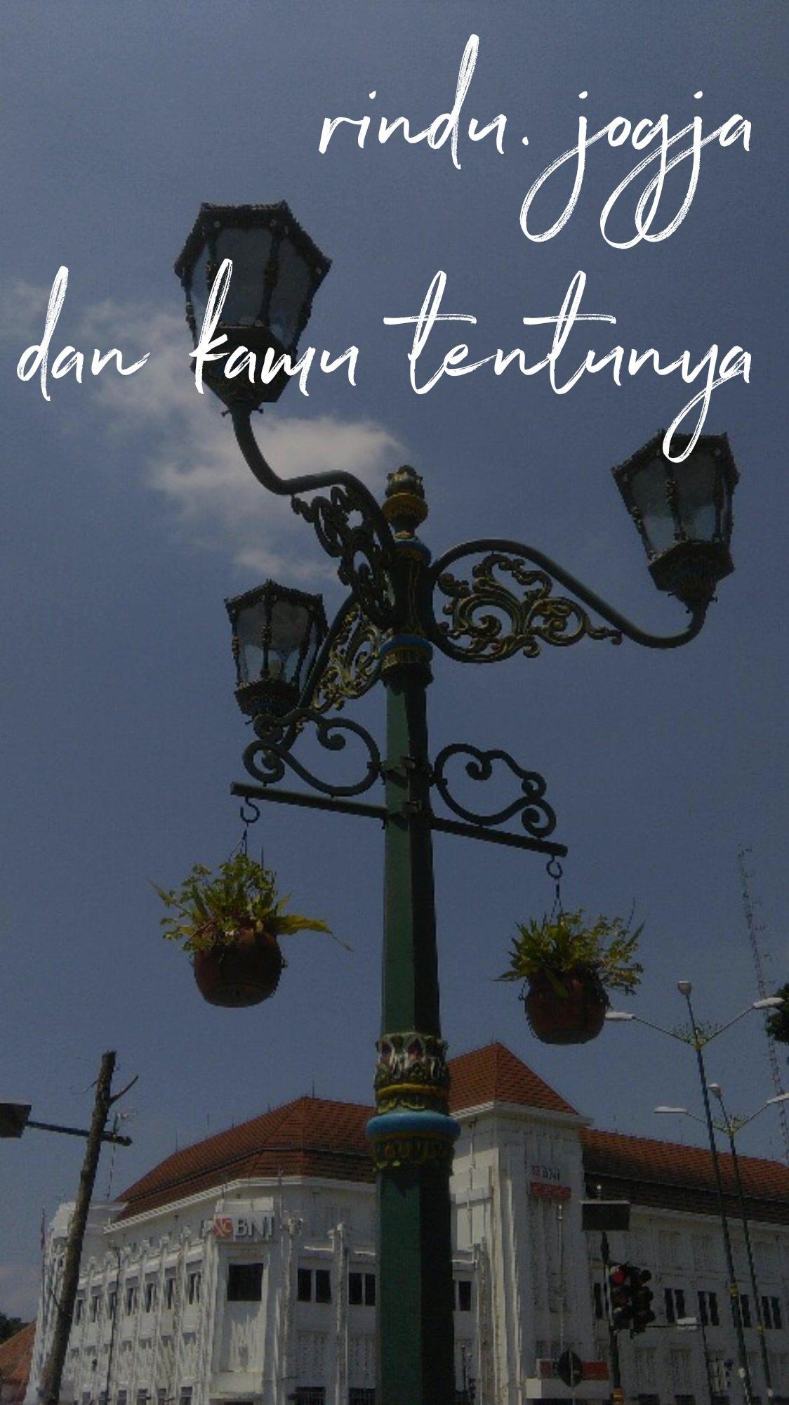 Wallpaper 5 Rindu Jogja Foto Wisata Kutipan Hebat Dan