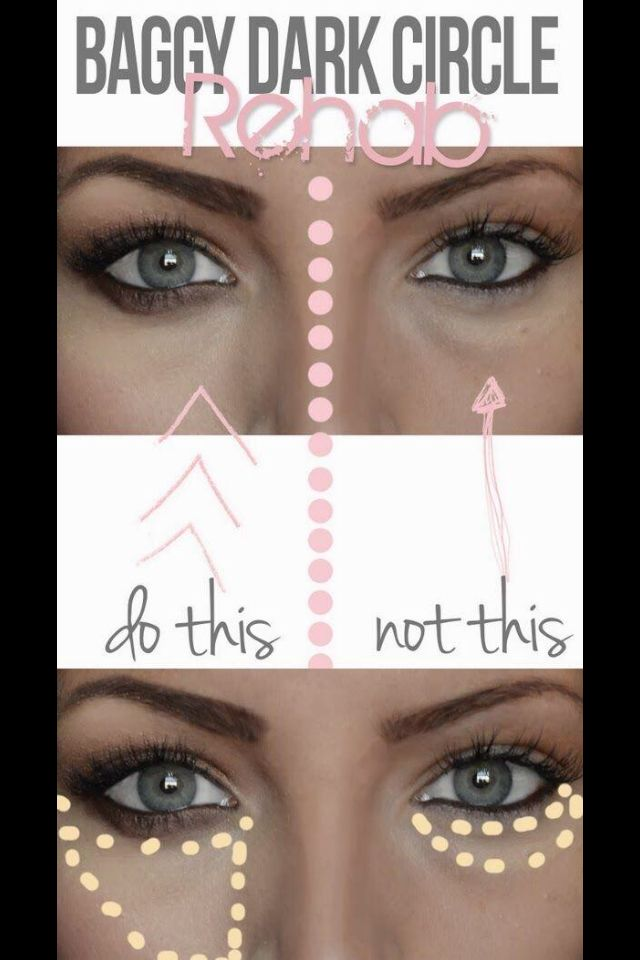 How To Properly Get Rid Of Under Eye Bags Simple Makeup Tips Makeup Tips For Beginners Makeup Secret