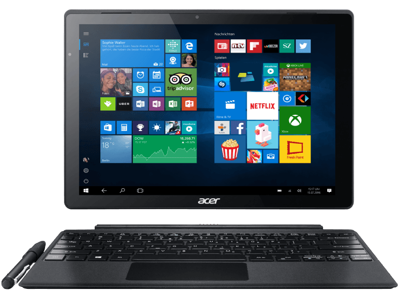 ACER Switch Alpha 12 Fit (SA5271FIT) IntelCore i5 256 GB
