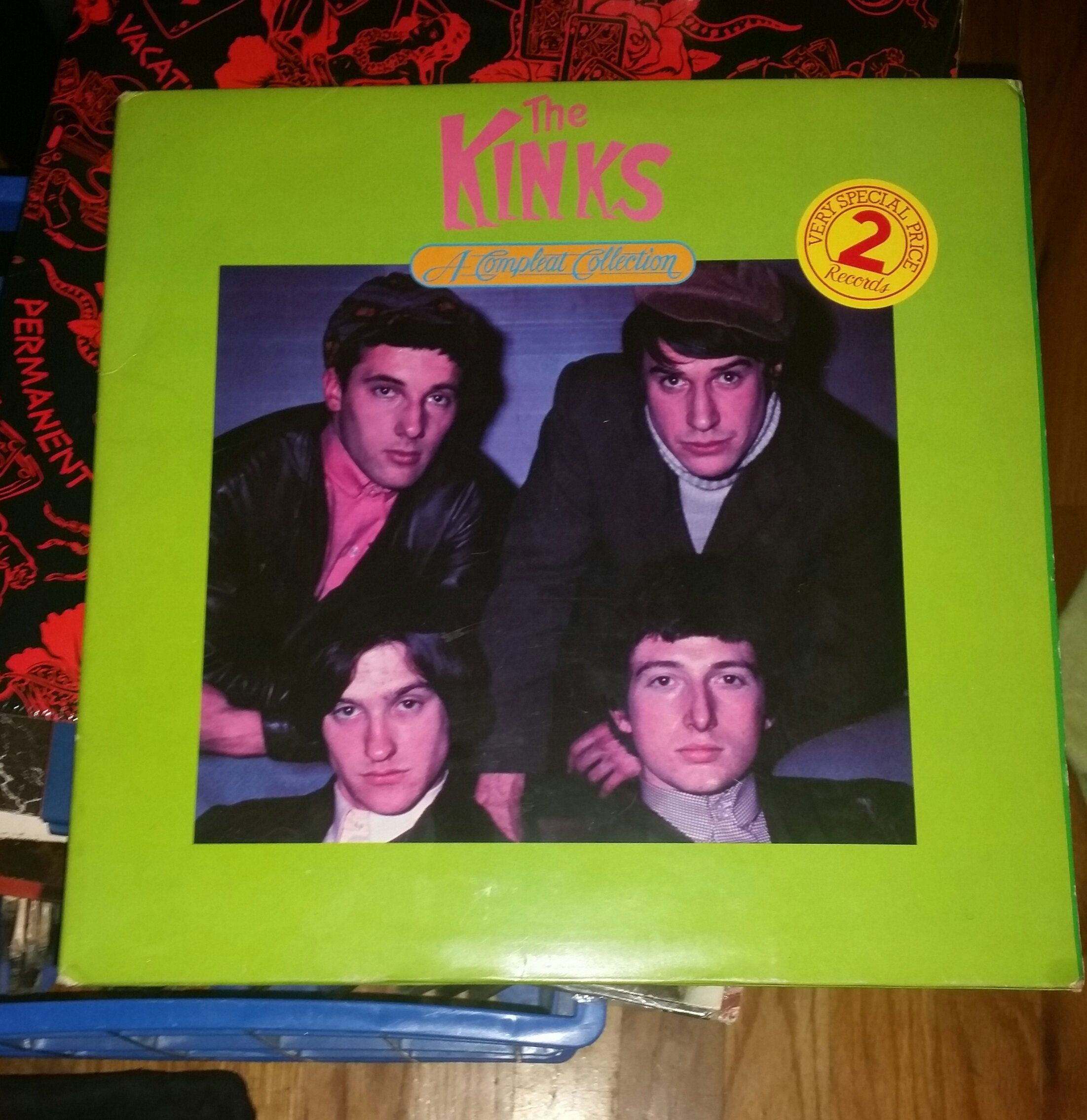 The Kinks Rare 1984 A Complete Collection Excellent, 2