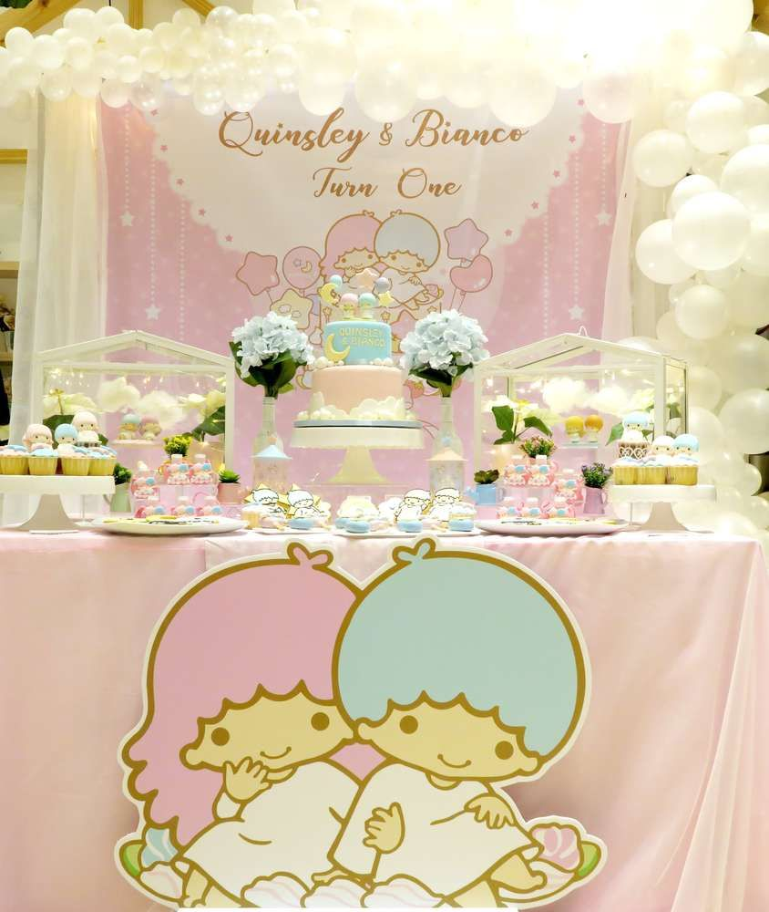 Pin on 1st Birthday Girl Party Ideas