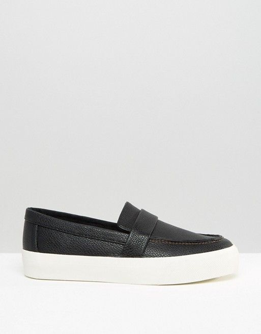 ASOS | ASOS DARE ME Loafer Trainers