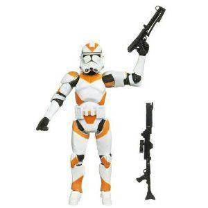 Star Wars 3 75 Vintage Figure Clone Trooper Star Wars Action Figures Vintage Star Wars Clone Trooper