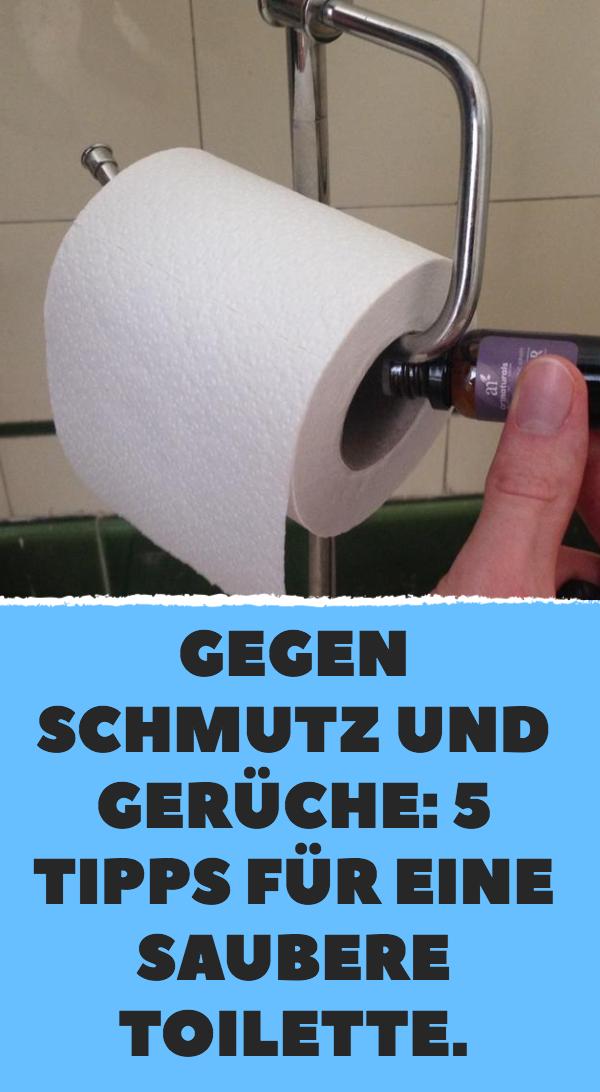 5 Tipps fr eine saubere Toilette. | Putztipp | Pinterest ...