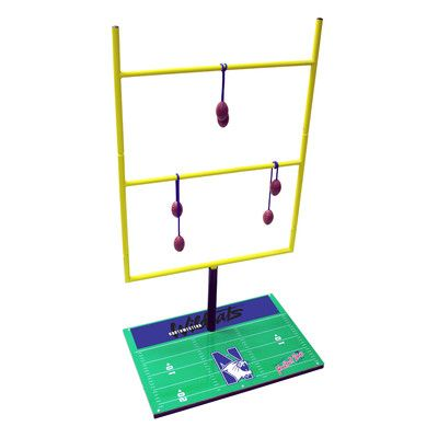 Tailgate Football Toss 2 Game Set Exciting outdoor game for entire family
