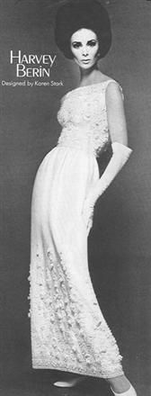 Harvey Berin fashions 1966