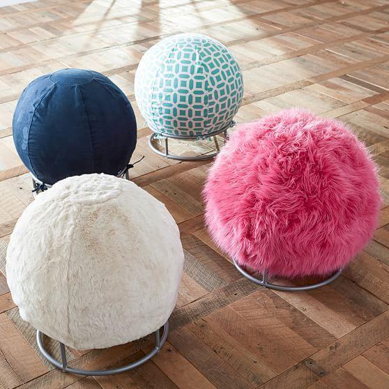 Fur Rockinu0027 Roller Desk Chairs (furlicious For Addey)