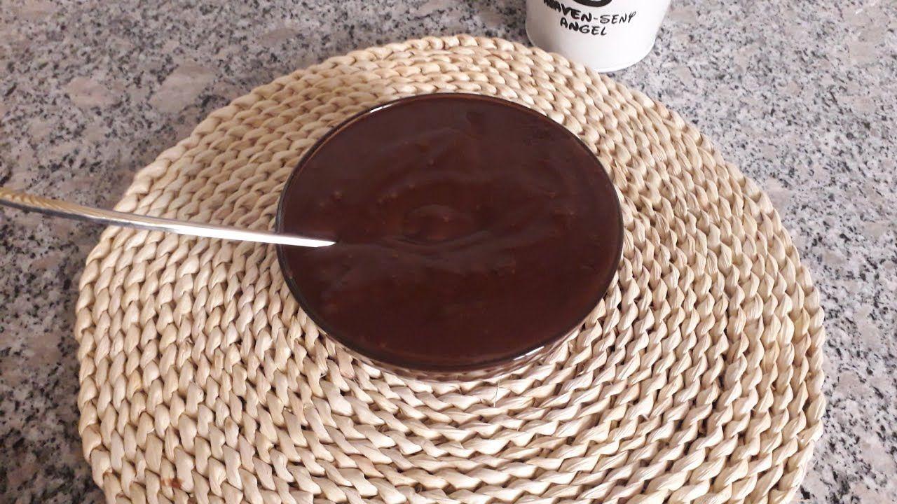 اسرع طريقة لعمل صوص الشوكولاته في دقيقتين لتغليف الكيك Youtube In 2021 Charger Pad Electronic Products
