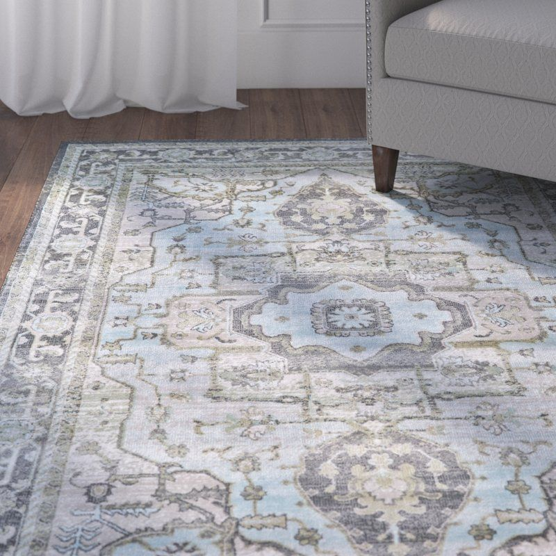 Reimer Oriental Gray Tan Blue Area Rug Country Area Rugs Cool Rugs Area Rugs