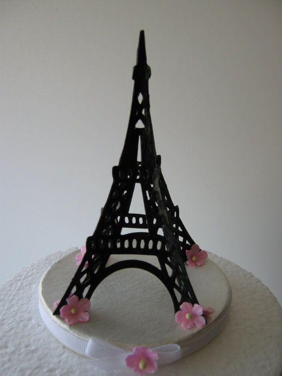 Birthday Cake Zebra Eiffel Tower Eiffel Tower Wedding Cake Topper