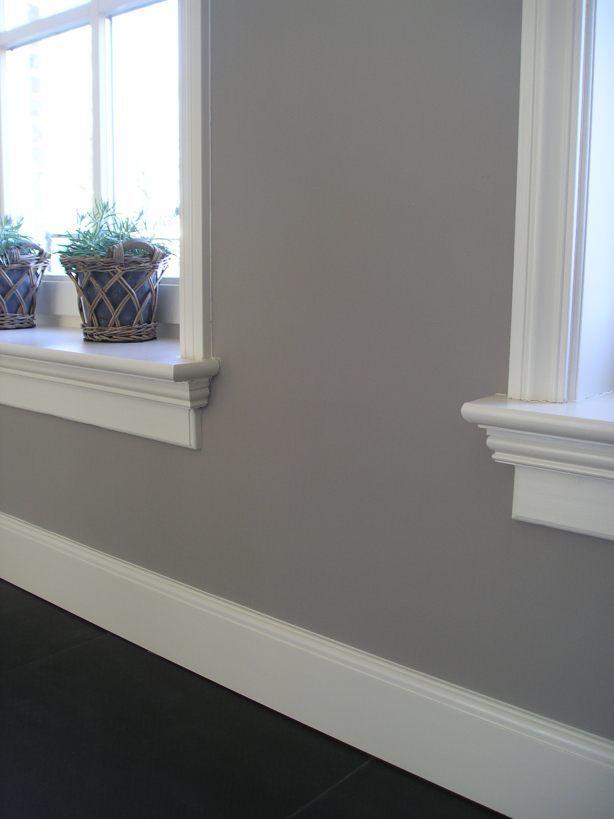 afwerking vensterbank plint - Google zoeken   House   Pinterest ...