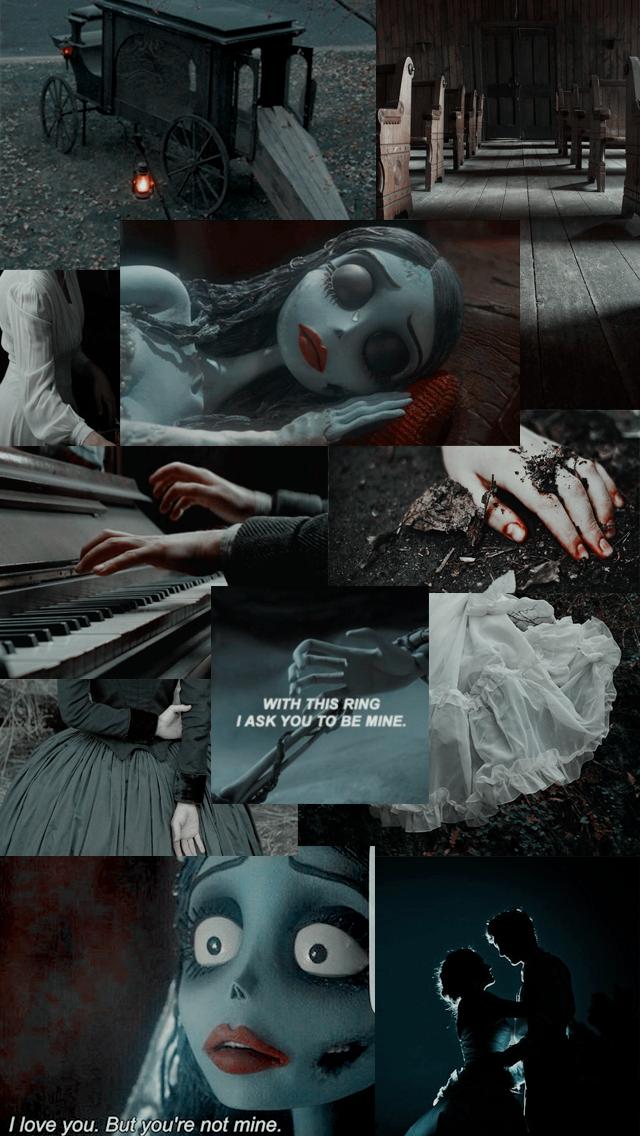 Corpse Bride Like Or Reblog En 2019 Fondos De Peliculas