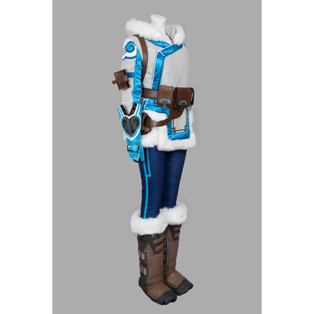 Quality Overwatch Mei Cosplay Costume Halloween costumes