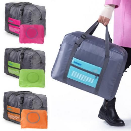 Cheap Travel Bags Travel Foldable Zipper Luggage Suitcases Carry On Duffle  Flight Storage Bag Box Polyester 1 * Folding Suitcase.buy At Best Prices On  ...