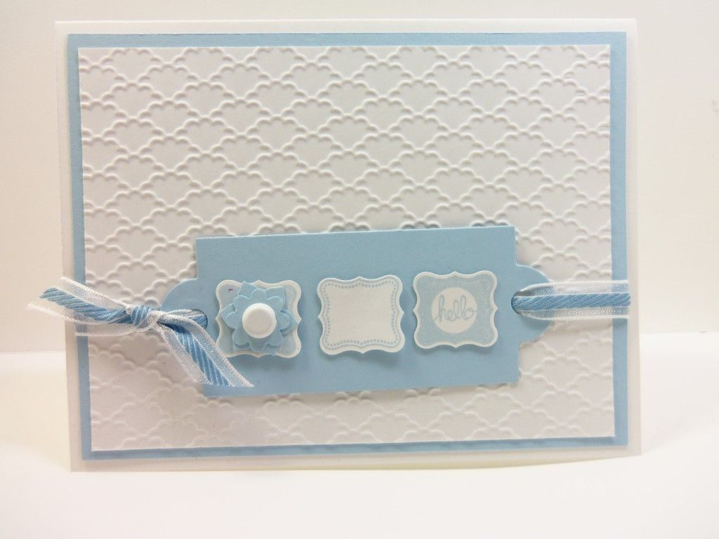 Operation Write Home Card Making Event Card#5 Donna Inks | Cards ...