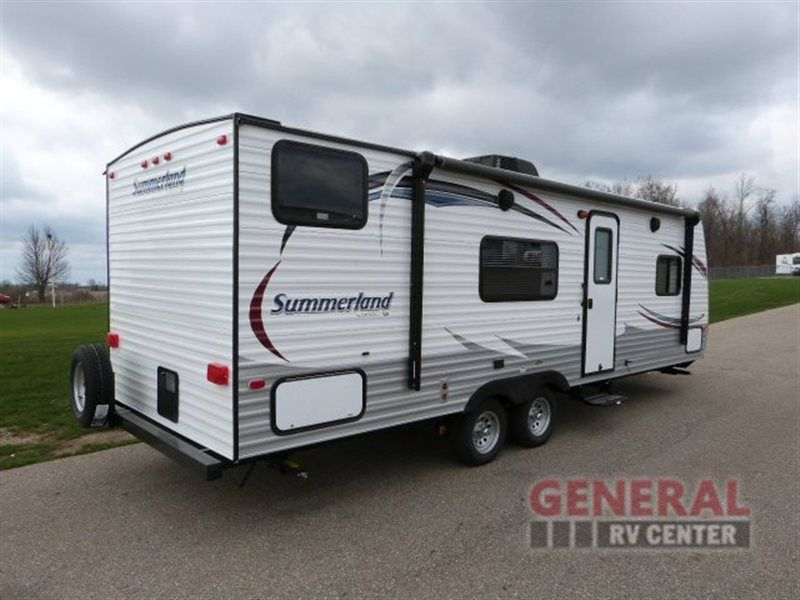 New 2015 Keystone Rv Summerland 2600tb Travel Trailer At General