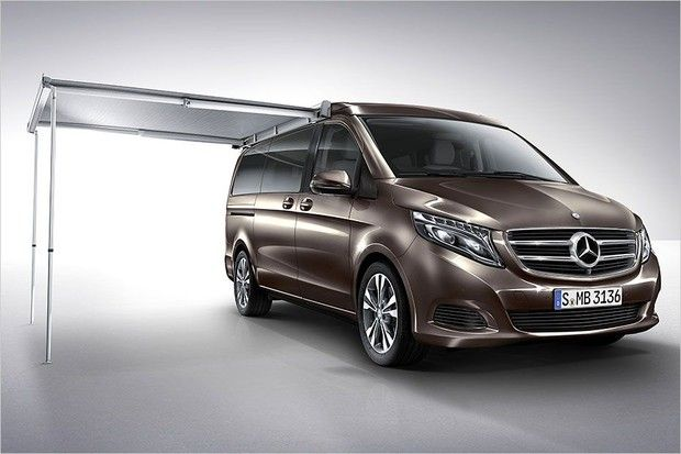 Mercedes Marco Polo und Marco Polo Activity in 2020