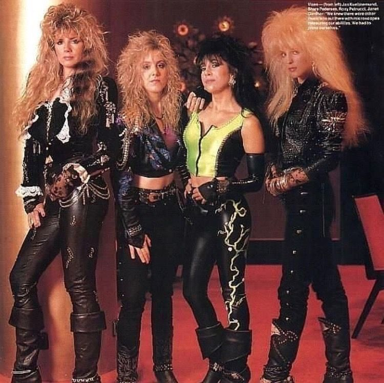 Pin by kimberly portillo on 80s hair bands Rock outfits