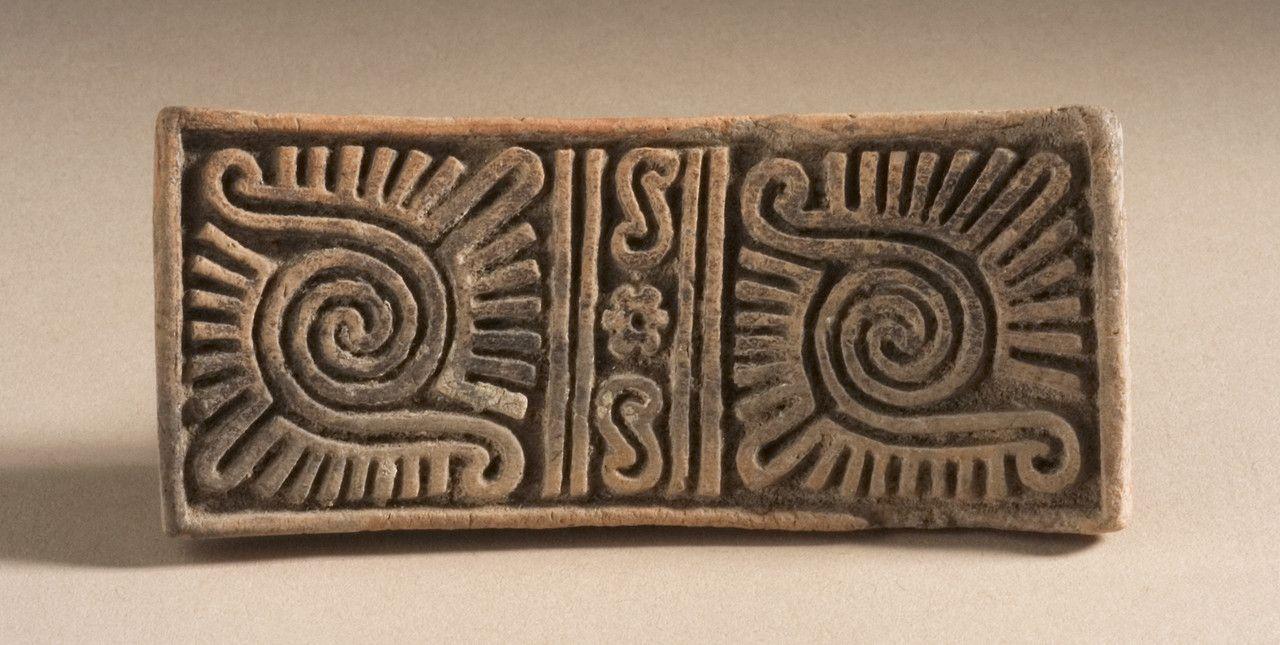 Stamp Mexico, 1400-1519 LACMA