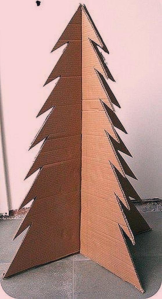 Inspiring Christmas Tree Alternatives Ideas For Small Space 05 #smallchristmastreeideas
