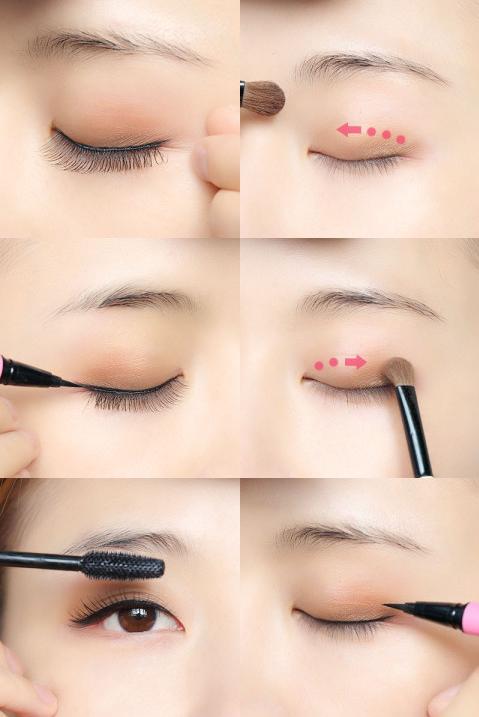 Top 12 Asian Eye Makeup Tutorials For Bride Famous Fashion Wedding Design Idea Easy Idea 10 Asian Eye Makeup Eye Makeup Valentines Day Makeup