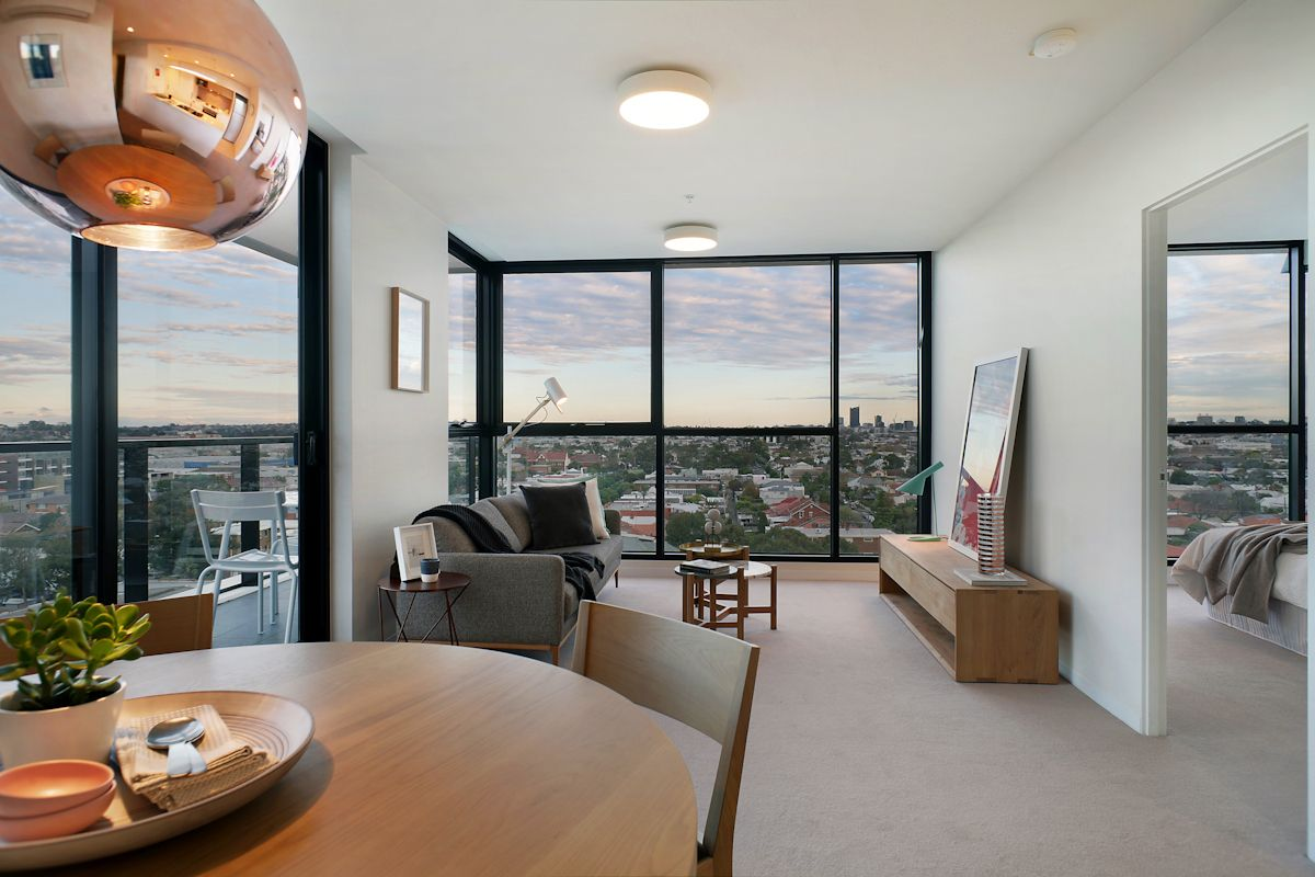 Zunica Design, Melbourne. Precinct Apartments, Abbotsford ...