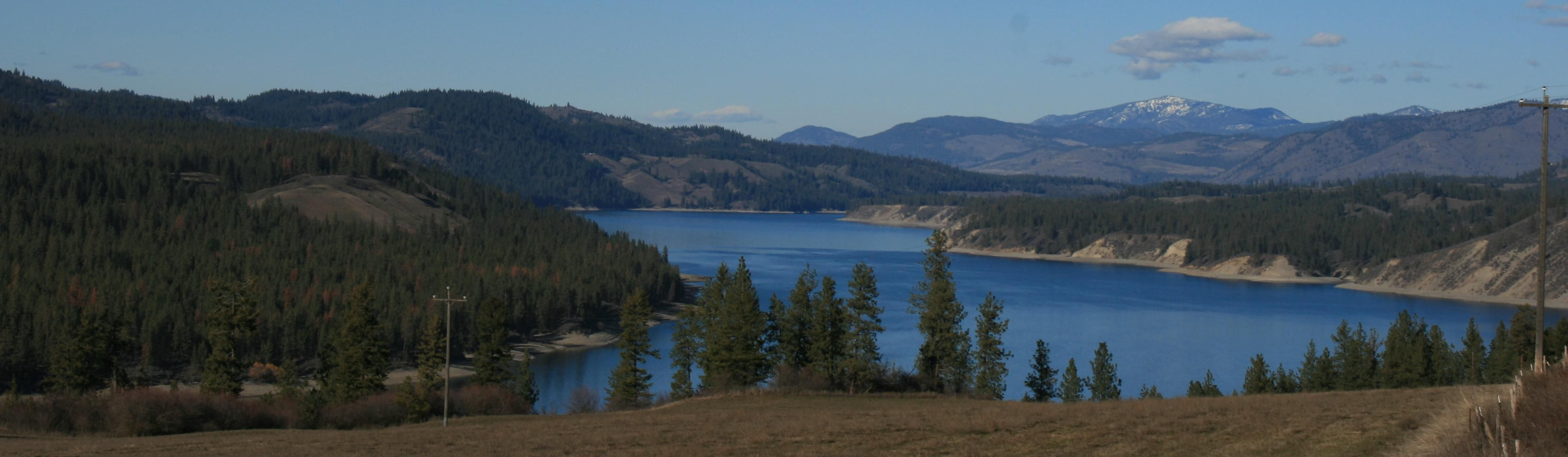 Lake Roosevelt National Recreation Area U S National