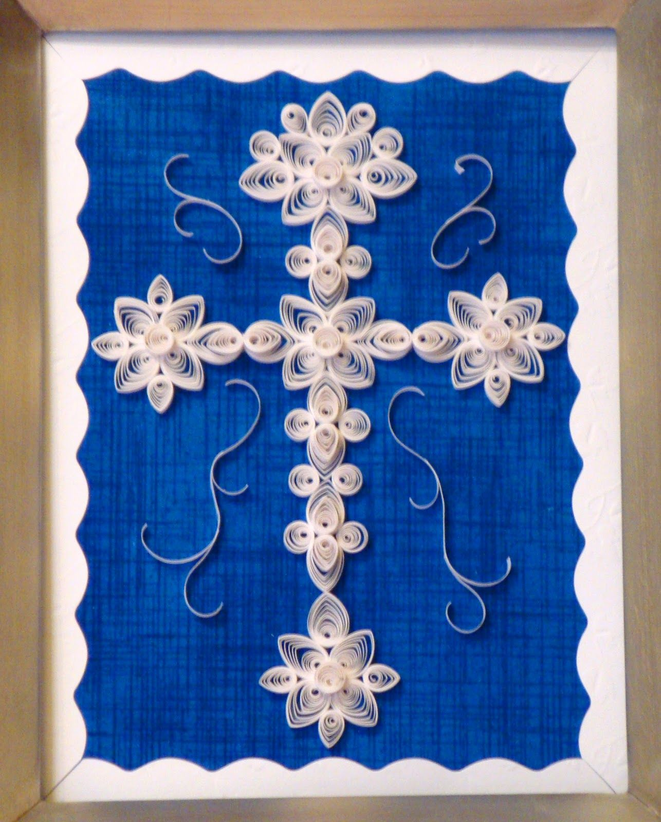 Free Quilling Patterns Online   Residual Income or A Way With Paper