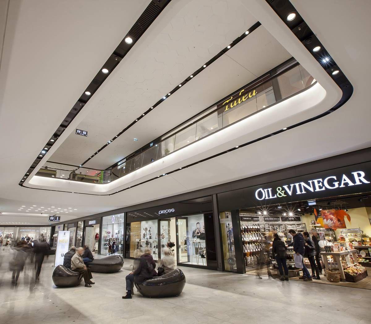 das gerber hatec gesellschaft f r lichttechnik mbh shopping malls einkaufzentren. Black Bedroom Furniture Sets. Home Design Ideas