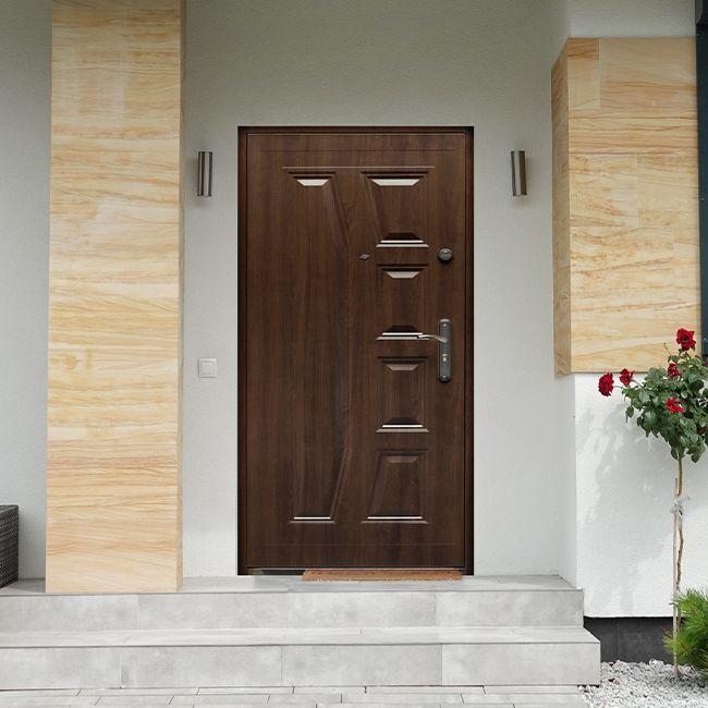 Splendoor Gaja 80 steel inside cage door, right-hand …