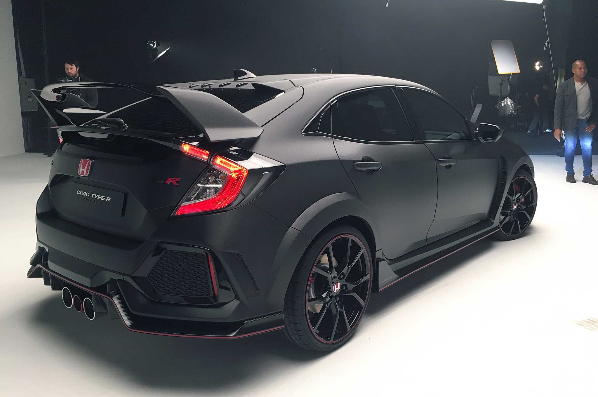 2020 Honda Civic Si Type R Release Date and Concept in