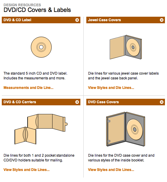 Design Resources  Dvd And Cd Cover And Label Templates In Eps