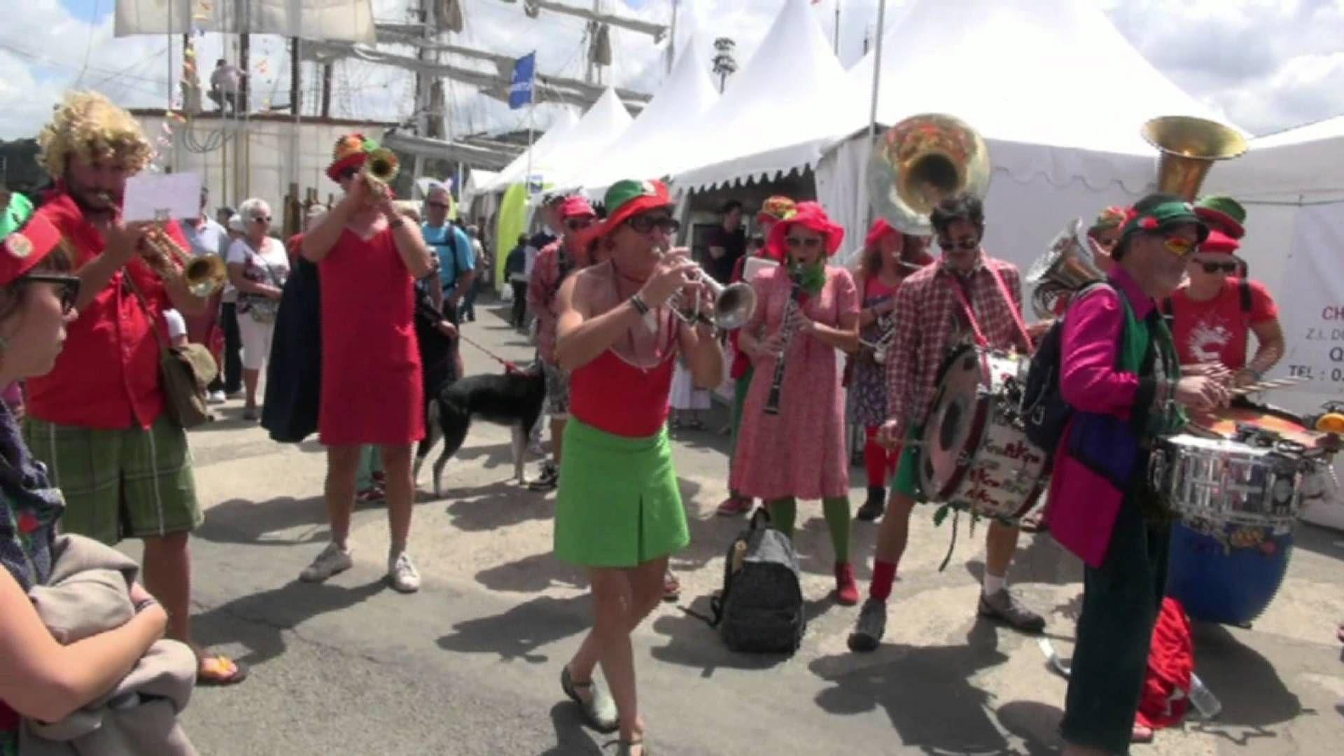Micro quais : Ils et elles aiment Temps fête