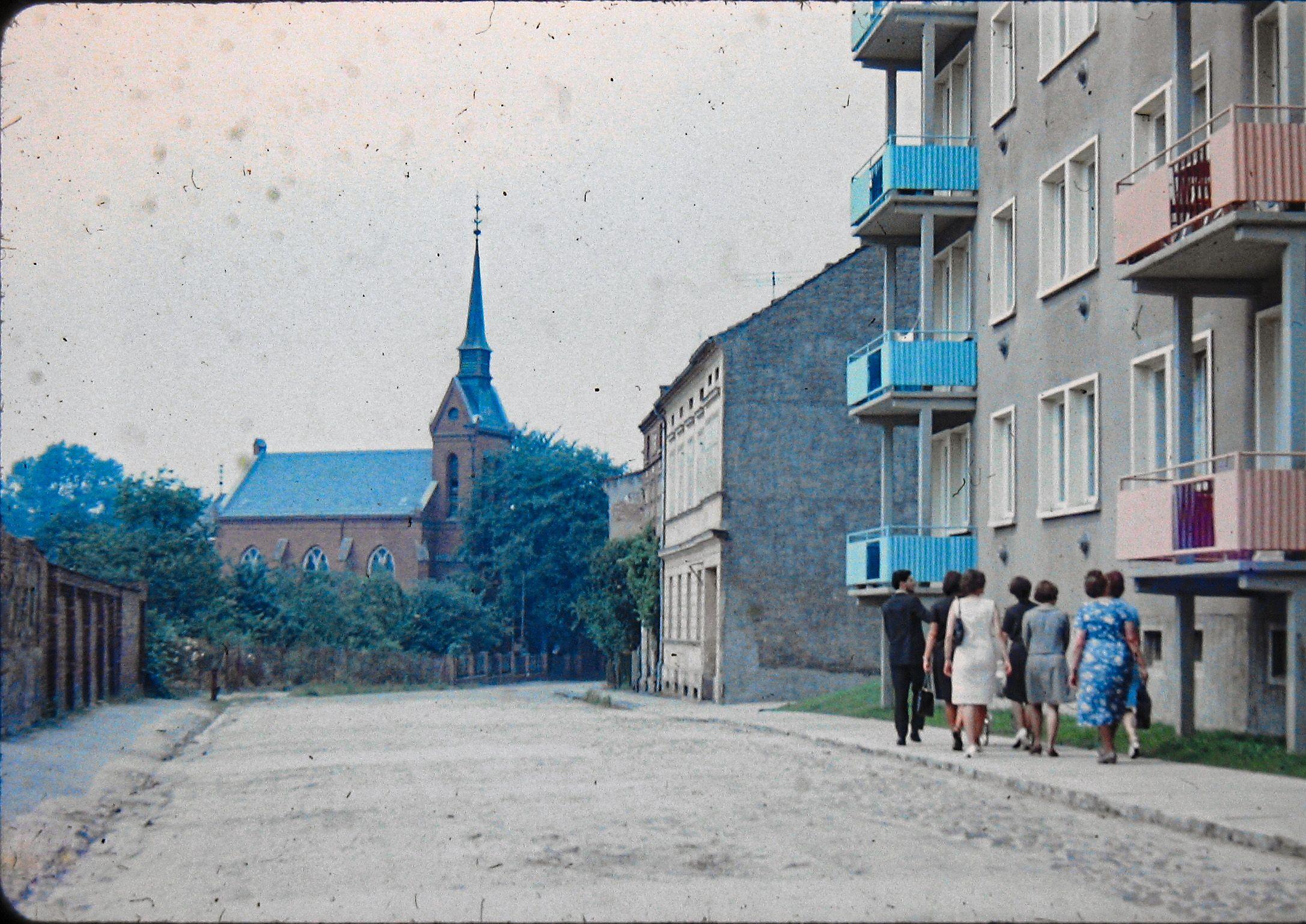 1967 Spremberg (Grodk) - Bergstraße ☺