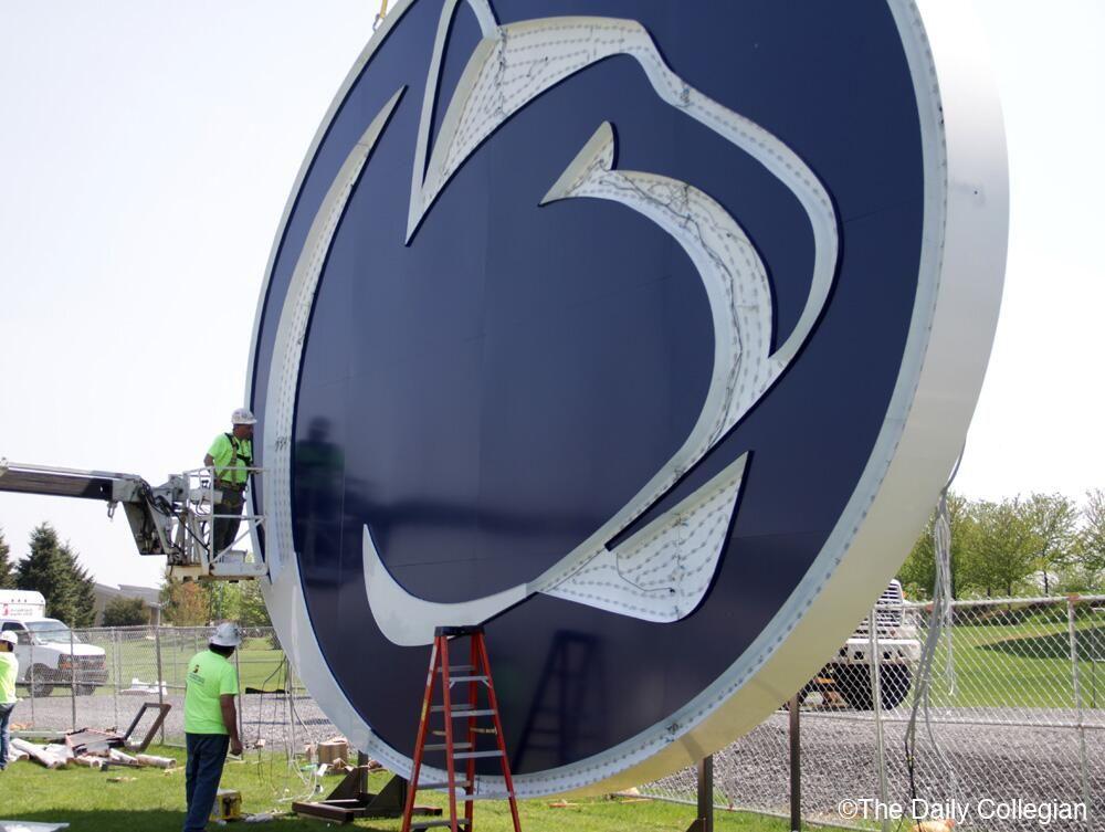 Collegian Photo on Penn state sports, Beaver stadium