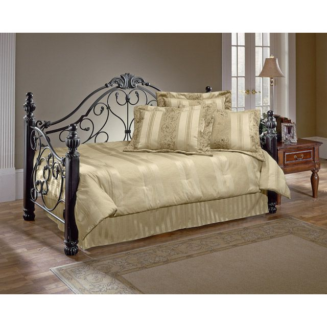 Bonaire Brushed Bronze Daybed