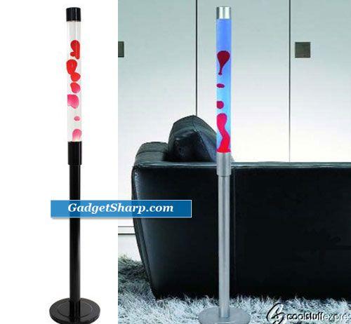 Wonderful Lava Floor Lamps | 12 Modern And Functional Floor Lamps | Gadget Sharp