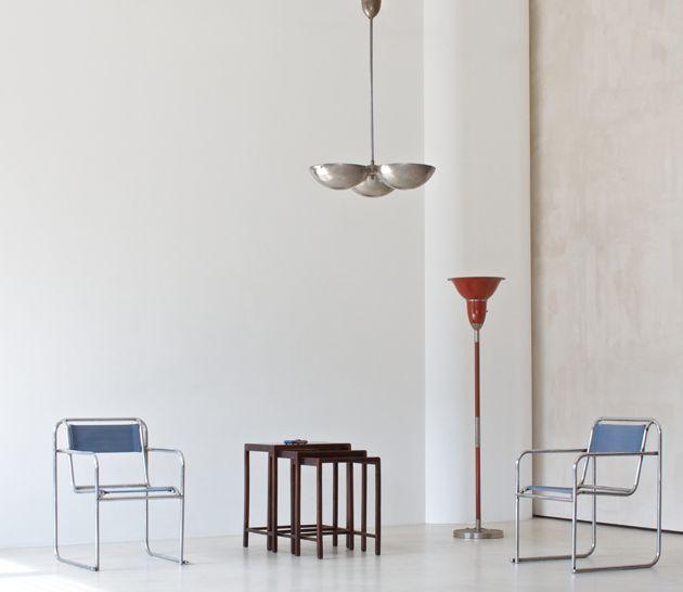 The Design Gallery ZeitlosBerlin presents original