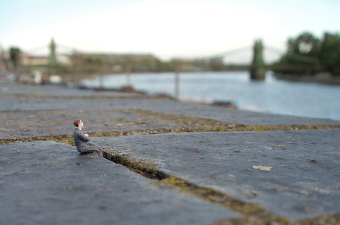 Miniature Art Installations | Girl Gone Geek Blog