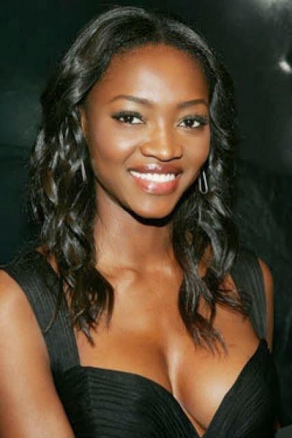 Oluchi Orlandi Nigeria African Beauty Beautiful African Women