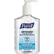 Purell Advanced Soothing Gel Hand Sanitizer 2 Oz 9682 24