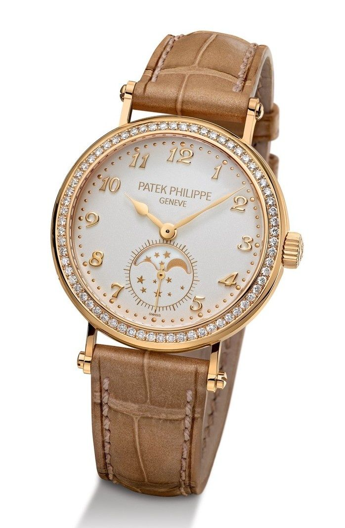 Patek philippe women 39 s watches google search watches for women pinterest patek philippe for Patek philippe women