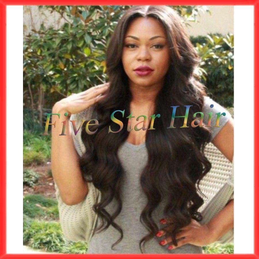 Fashion 200 heavy density wavy u part wig brazilian real human hair unprocessed glueless middle part u part wig for black women