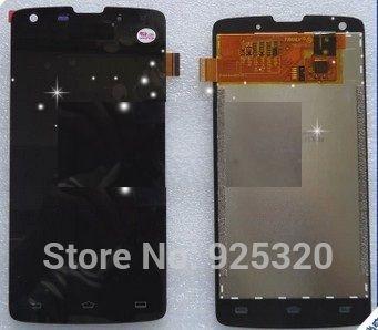 추적 번호, 원래 lcd 디스플레이 + 터치 스크린 어셈블리 philips w8510 ctw8510 핸드폰 xenium 휴대 전화
