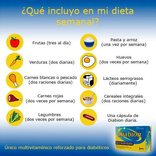 Para controlar tu diabetes debes comer sano en la imagen los alimentos que puedes incluir en - Alimentos que no debe comer un diabetico ...