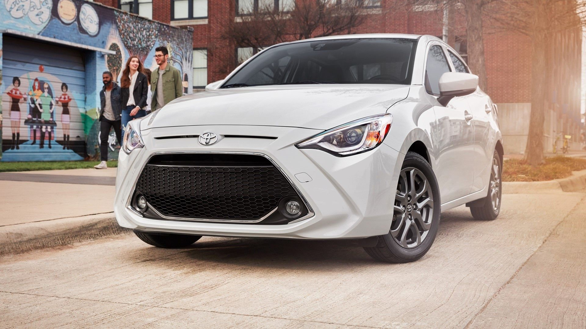 2019 Toyota Yaris Sedan First Drive Price Performance And Review Toyota Toyota Auris Car
