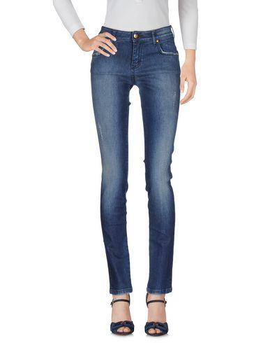 BLUMARINE Women's Denim pants Blue 2 US