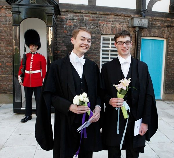Flower lore - The Ceremony of the Lilies and Roses occurs annually at the Tower of London, when the Provosts of two Cambridge colleges (Eton and Kings) lay their lily and rose emblem on the site of their founder's alleged murder in 1471.